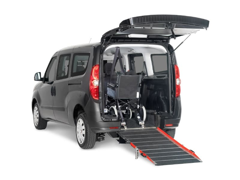MULTI launches wheelchair-accessible minivans in Lagos