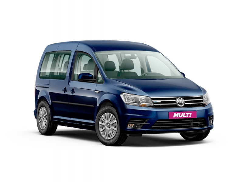 CADDY MAXI 7 SEATER - Multirent