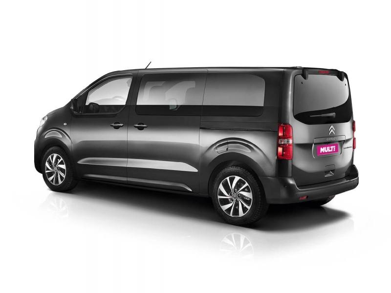 SPACE TOURER 9 SEATER - Multirent