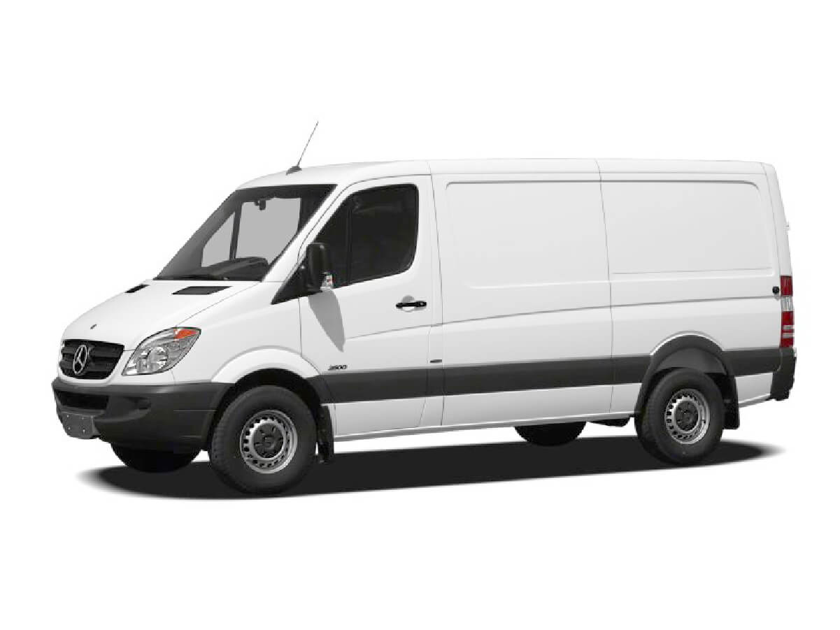 MERCEDES-BENZ SPRINTER L1H1