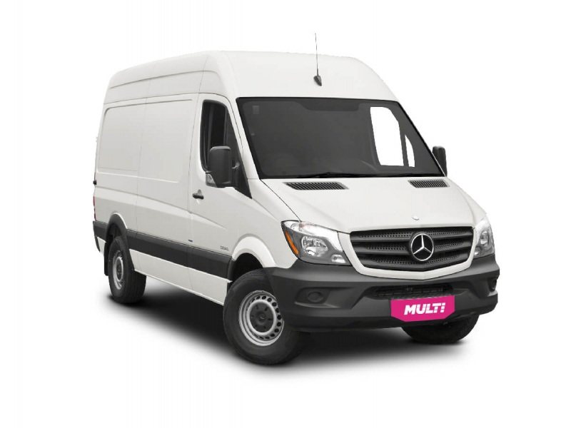 MERCEDES-BENZ SPRINTER L2H2