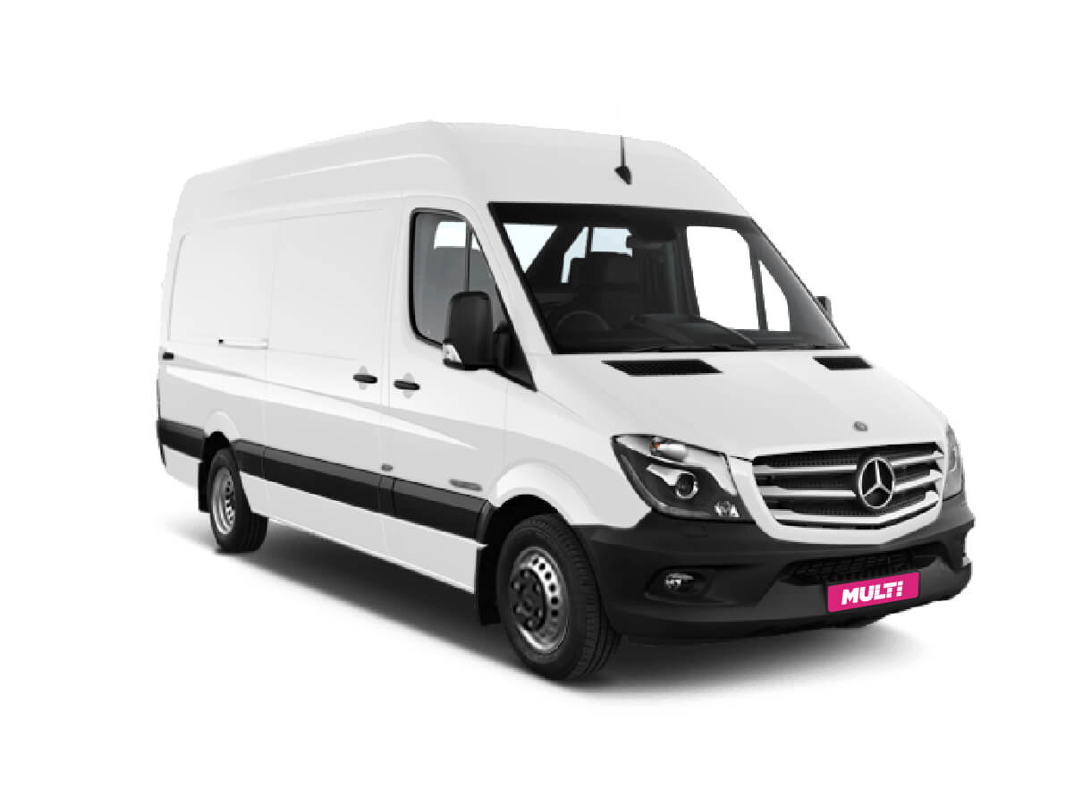 MERCEDES-BENZ SPRINTER L3H3