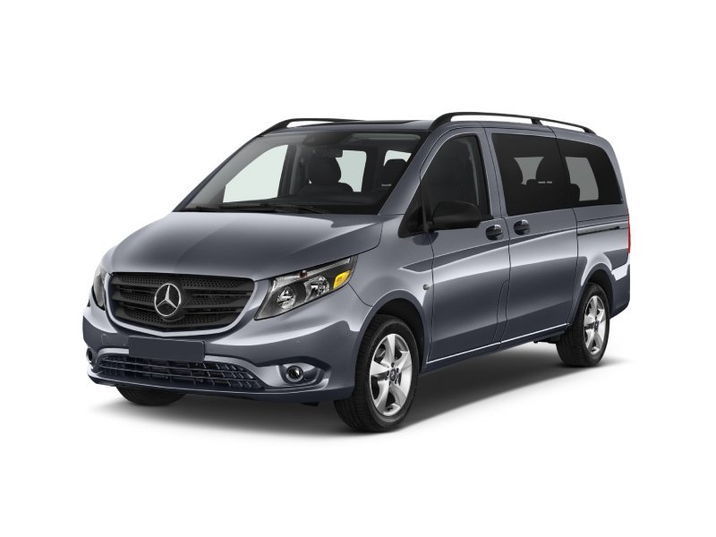 MERCEDES-BENZ VITO 9 SEATER