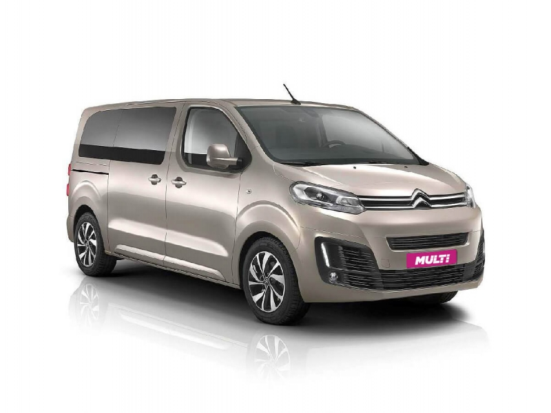 CITROEN SPACE TOURER 9 SEATER